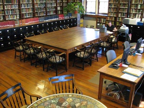 Khám phá 6 thư viện hàng đầu của các trường Đại học Mỹ